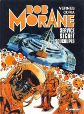 Bob Morane 3 (Lombard) -31a1986- Service secret soucoupes