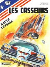 Les casseurs - Al & Brock -1b1992- Haute tension