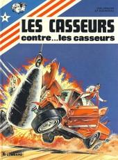 Les casseurs - Al & Brock -4a1985'- Les casseurs contre...les casseurs