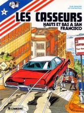 Les casseurs - Al & Brock -6a1985- Hauts et bas à San Francisco