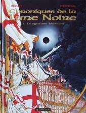 Chroniques de la Lune Noire -1b96- Le Signe des Ténèbres