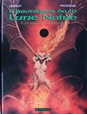 Chroniques de la Lune Noire -3a96- La marque des démons