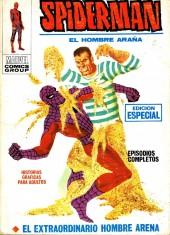 Spiderman (El hombre araña) (Vol. 1) -2- El extraordinario caso del Hombre de Arena