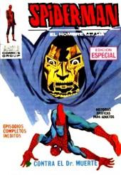 Spiderman (El hombre araña) (Vol. 1) -3- Spiderman contra el Dr. Muerte