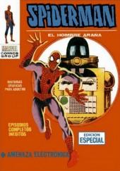 Spiderman (El hombre araña) (Vol. 1) -4- Amenaza electrónica