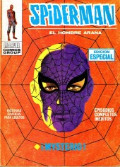 Spiderman (El hombre araña) (Vol. 1) -6- ¡Mysterio!