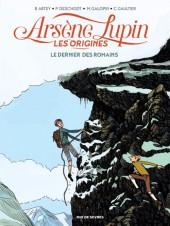 Arsène Lupin - Les origines -2- Le Dernier des Romains