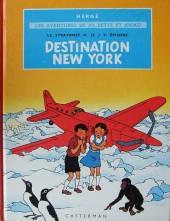 Jo, Zette et Jocko (Les Aventures de) -2B43- Destination New York