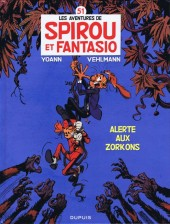 Spirou et Fantasio -5148hBD- Alerte aux Zorkons