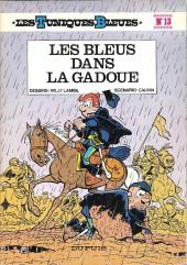 Les tuniques Bleues -13a1982- Les bleus dans la gadoue