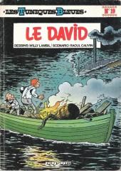 Les tuniques Bleues -19a83- Le David