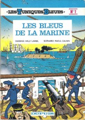Les tuniques Bleues -7b1978- Les bleus de la marine