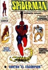 Spiderman (El hombre araña) (Vol. 1) -9- Contra El Escorpión