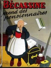 Bécassine -20a57- Bécassine prend des pensionnaires