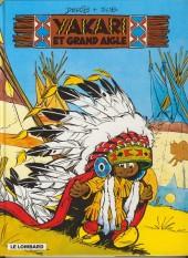 Yakari -1c2002- Yakari et Grand Aigle