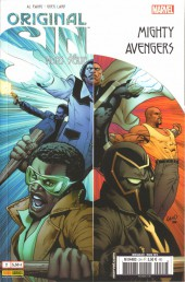 Original Sin hors-série -2- Mighty Avengers