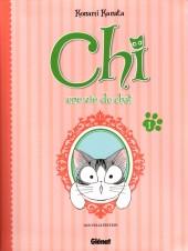 Chi - Une vie de chat (grand format) -1- Tome 1
