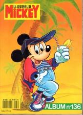 (Recueil) Mickey (Le Journal de) (1952) -136- Album n°136 (n°1922 à 1931)
