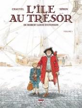 L'Île au trésor (Simon) -1b- Volume 1