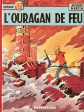 Lefranc -2b1977- L'ouragan de feu