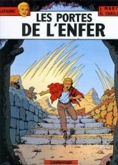 Lefranc -5a1991- Les portes de l'enfer