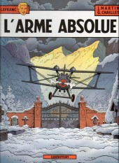 Lefranc -8a89- L'arme absolue