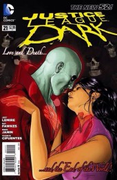 Justice League Dark (2011) -21- Horror City, Conclusion