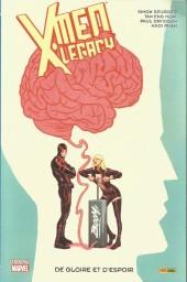 X-Men Legacy -3- De gloire et d'espoir