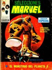 Selecciones Marvel -8- El monstruo del planeta X
