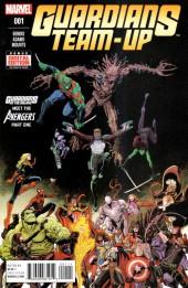Guardians Team-Up (2015) -1- Guardians Of The Galaxy Meet The Avenger, part 1