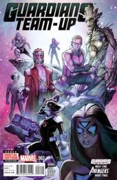 Guardians Team-Up (2015) -2- Guardians Of The Galaxy Meet The Avenger, part 2