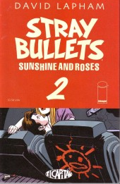 Stray Bullets: Sunshine & Roses (2015) -2- Enter the wild man
