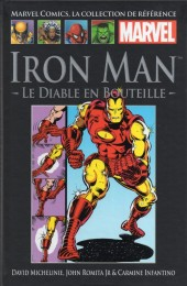 Marvel Comics - La collection (Hachette) -302- Iron Man - Le Diable en Bouteille