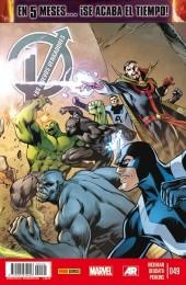 Nuevos Vengadores (Los) v2 -49- En 5 meses... ¡se acaba el tiempo!
