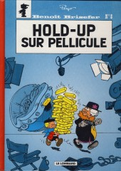 Benoît Brisefer -8b02- Hold-up sur pellicule