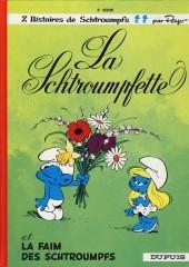 Les schtroumpfs -3c05- La Schtroumpfette