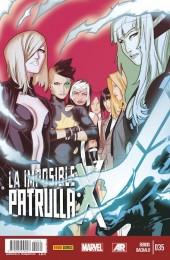 La imposible Patrulla-X -35- Pecado Original: El Testamento de Charles Xavier. Partes 8 y 9.