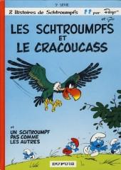 Les schtroumpfs -5b99- Les Schtroumpfs et le Cracoucass