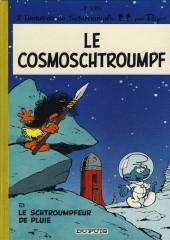 Les schtroumpfs -6a76- Le cosmoschtroumpf