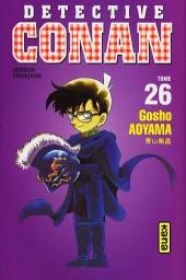 Détective Conan -26- Tome 26