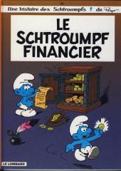 Les schtroumpfs -16b2006- Le schtroumpf financier