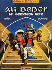 Ali Béber -1- Le scorpion noir