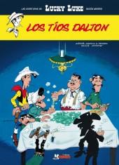 Lucky Luke según Morris (Las Aventuras de) (Ediciones Kraken) -5- Los tíos Dalton