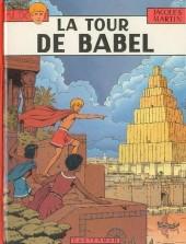 Alix -16a1983- La tour de Babel