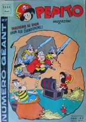 Pepito (3e Série - SAGE) (Pepito Magazine - 2e série) -27- Parchemin au rhum, rhum aux champignons