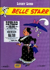 Lucky Luke -64a- Belle starr