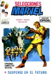 Selecciones Marvel -1- Suspense en el futuro
