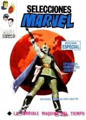 Selecciones Marvel -2- La terrible máquina del tiempo