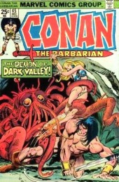 Conan the Barbarian Vol 1 (Marvel - 1970) -45- The Last Ballad of Laza-Lanti