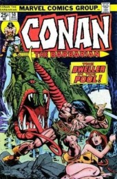 Conan the Barbarian Vol 1 (Marvel - 1970) -50- The dweller in the pool!